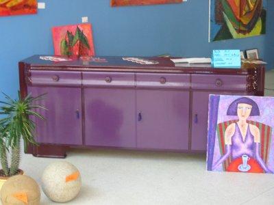 Sideboards - Sideboard lila ...